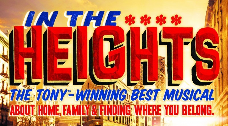 In The Heights: The Musical – Es Tiempo de Fiesta!