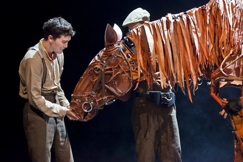 Trot your way into the magical world of Mirvish's War Horse