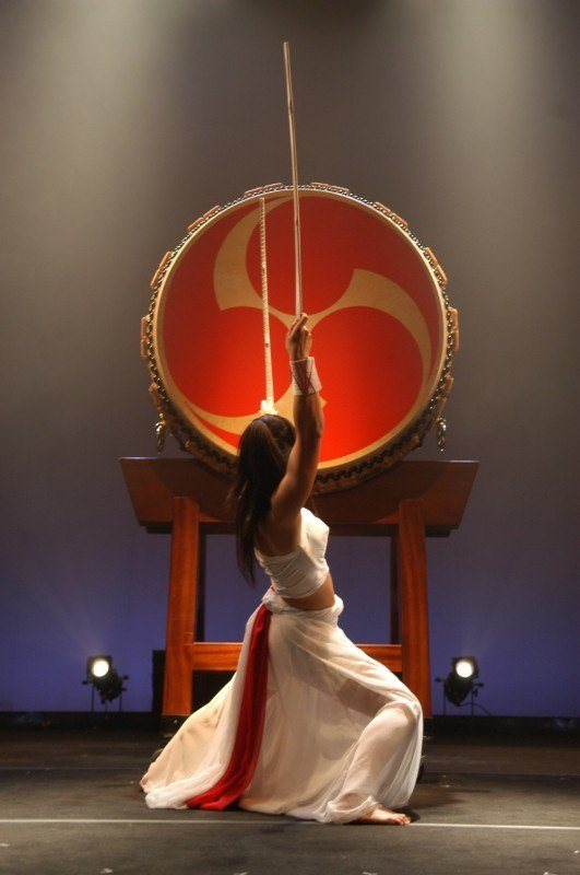 The Art of Japanese Drumming