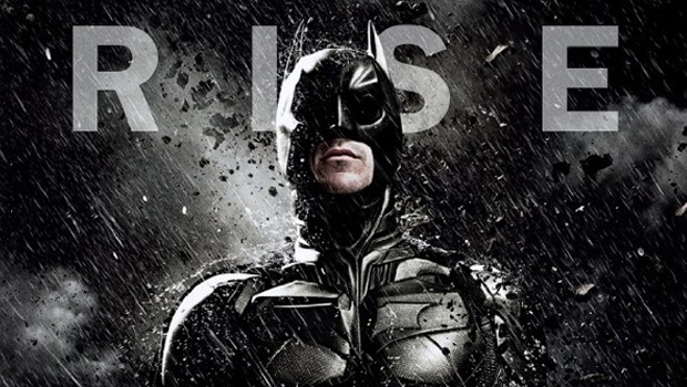 New Posters for The Dark Knight Rises