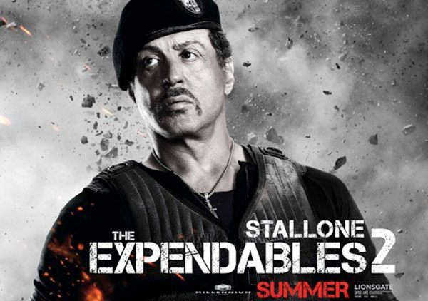 Expendables 2 Debut Trailer!