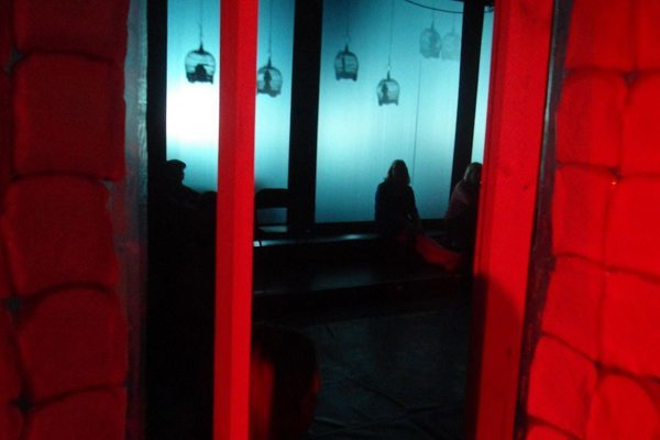 The Hunger – An Immersive Theatre Experience