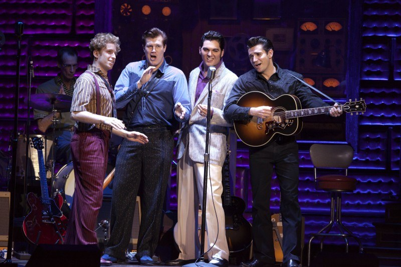 Million Dollar Quartet – Rollicking Good Fun!