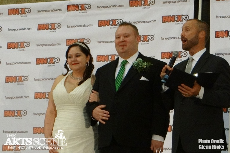 Fan Expo 2012: The Wedding!
