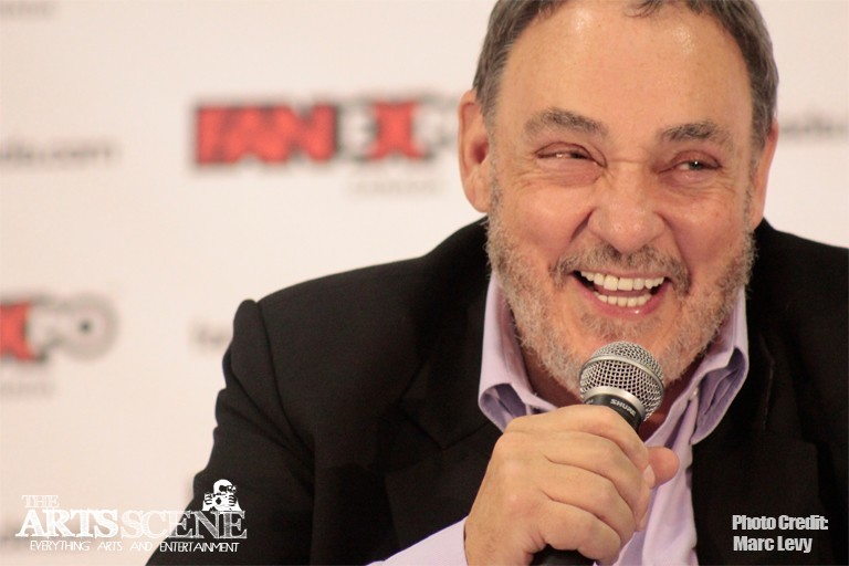 Fan Expo 2012: John Rhys Davies. Enough Said.