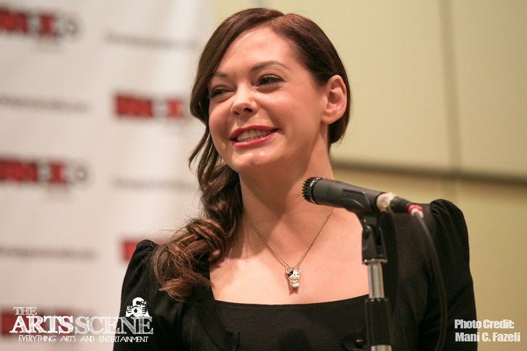 Fan Expo 2012: Rose McGowan