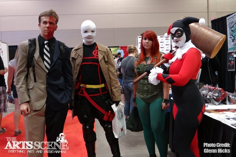 Fan Expo 2012: Day 2 in Photos