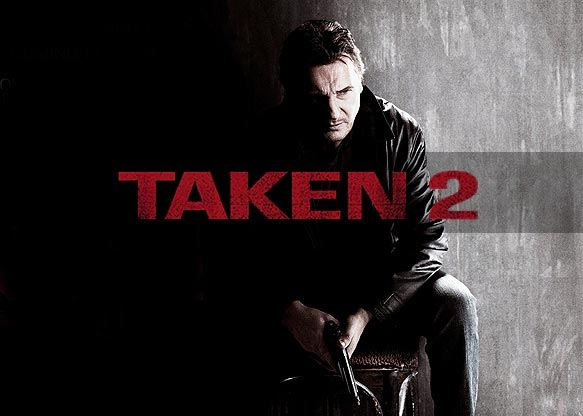 New Trailer for Taken 2