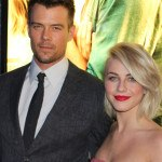 Josh Duhamel & Julianne Hough - Safe Haven Premiere