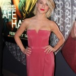 Julianne Hough - Safe Haven Premiere