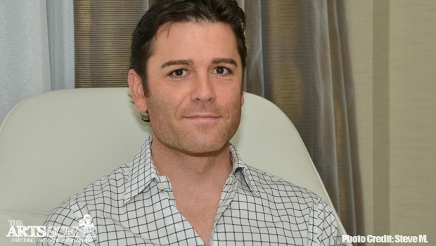 Yannick Bisson on Murdoch, Acting & Stephen Harper