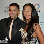 Jay Sean & Friend at ANOKHI 10th Anniversary Gala Event