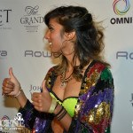Anjulie at ANOKHI 10th Anniversary Gala Event