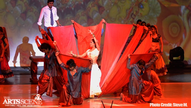 Bharati – The Magic & Colours of India Captured on Stage