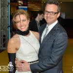 Jessica Steen & Sergio Di Zio - Canadian Screen Awards 2013 Industry Gala 2