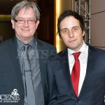 Mark McKinney & Jonny Harris - Canadian Screen Awards 2013 Industry Gala 2