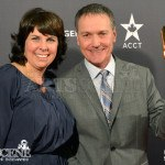 Michelle Melanson & John Leitch - Canadian Screen Awards 2013 Industry Gala 2