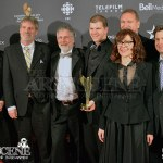 Jane Tattersall, David McCallum, Martin Lee, Kirk Lynds, Yuri Gorbachow, Andy Malcolm, Jack Heeren - Canadian Screen Awards 2013 Industry Gala 2