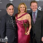 Don McKellar, Kim Cattrall & Bob Martin - Canadian Screen Awards 2013 Industry Gala 2