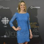 Zoie Palmer - Canadian Screen Awards 2013 Industry Gala 2