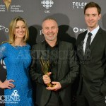 Zoie Palmer, Jim Donovan & Ryan Kennedy - Canadian Screen Awards 2013 Industry Gala 2