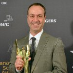 Joel Rice - Canadian Screen Awards 2013 Industry Gala 2