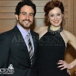 Adam Korson & Carrie-Lynn Neales - Canadian Screen Awards 2013 Industry Gala 2