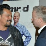Adam Beach & Gerry Dee - FanZone: 2013 Canadian Screen Awards
