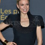Kristin Lehman - Canadian Screen Awards 2013