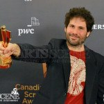 Dominic Étienne Simard - Best Animated Short - Paula - Canadian Screen Awards 2013
