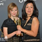 Sarah Polley, Anita Lee - Best Feature Length Documentary - Stories We Tell - Canadian Screen Awards 2013