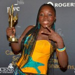 Rachel Mwanza - Best Actress, Film - Rebelle War Witch - Canadian Screen Awards 2013