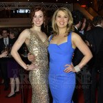 Carrie-Lynn Neales & Naomi Snieckus - Canadian Screen Awards 2013