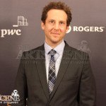 Matt Baram - Canadian Screen Awards 2013