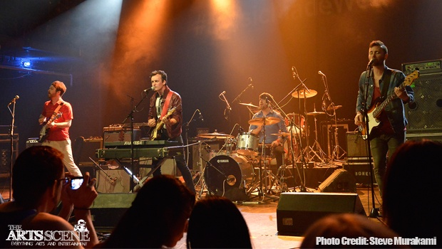 NXNE 2013: Charlottetown Pop-Rock Group Paper Lions hit the NXNE Stage! – Photos
