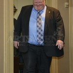 Rob Ford - Fan Expo 2013