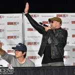 Steven Yeun & Michael Rooker - Fan Expo 2013
