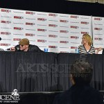 Cast of The Walking Dead - Fan Expo 2013