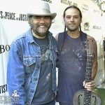 Daniel Lanois - Artists for Peace and Justice Luncheon 2013