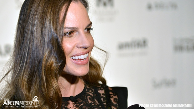 TIFF 2013: Hilary Swank, Alan Cumming attend amfAR's Inspiration Gala in Toronto – Photos & Interview