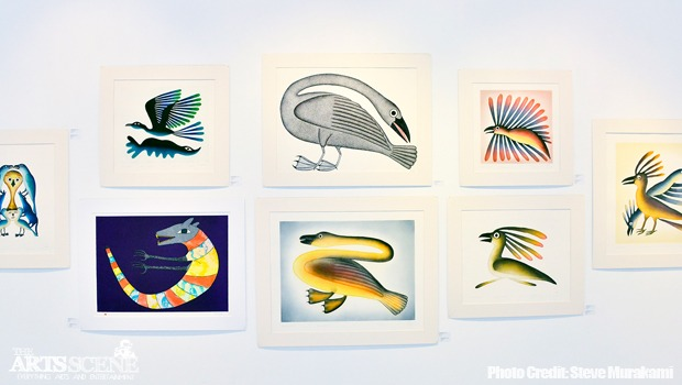 2013 Annual Cape Dorset Print Collection at Feheley Fine Arts