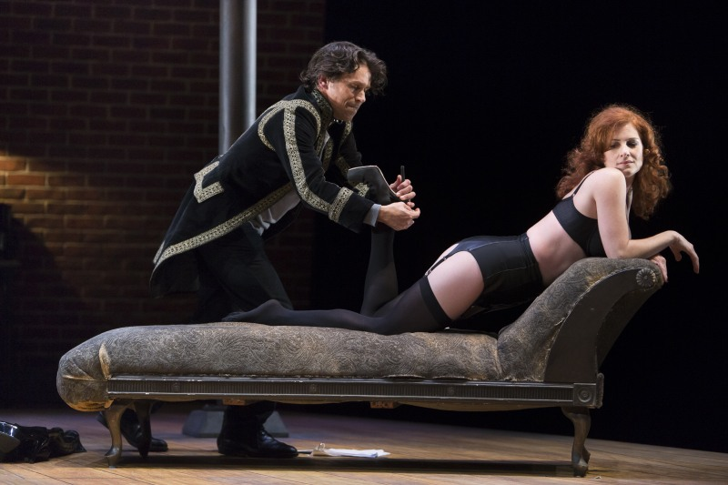 'Venus in Fur': 90 Minutes of Breathtaking Performances