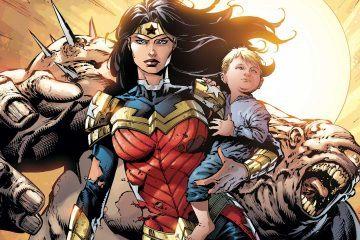 Wonder Woman #48 - David Finch
