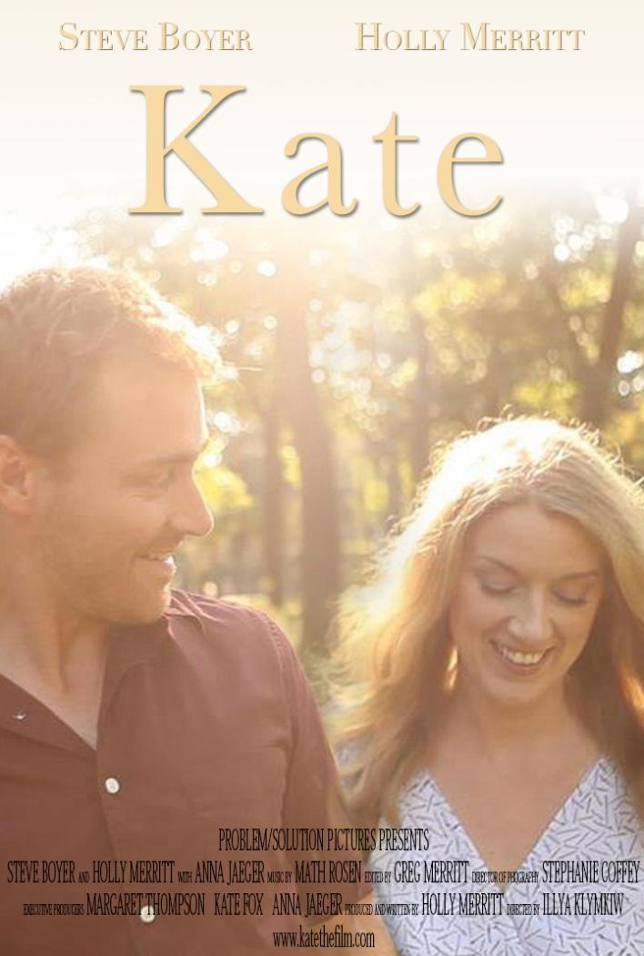 Kate - 2014 Canadian Film Fest