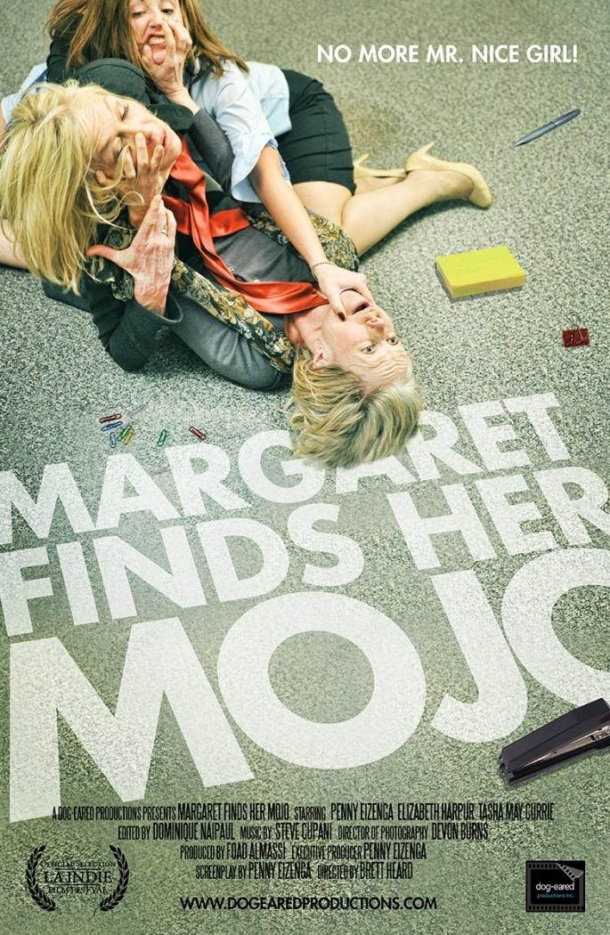 Margaret Finds Her Mojo - 2014 Canadian Film Fest