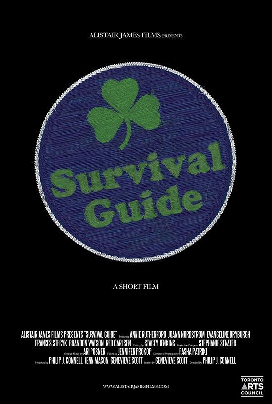 Survival Guide - 2014 Canadian Film Fest